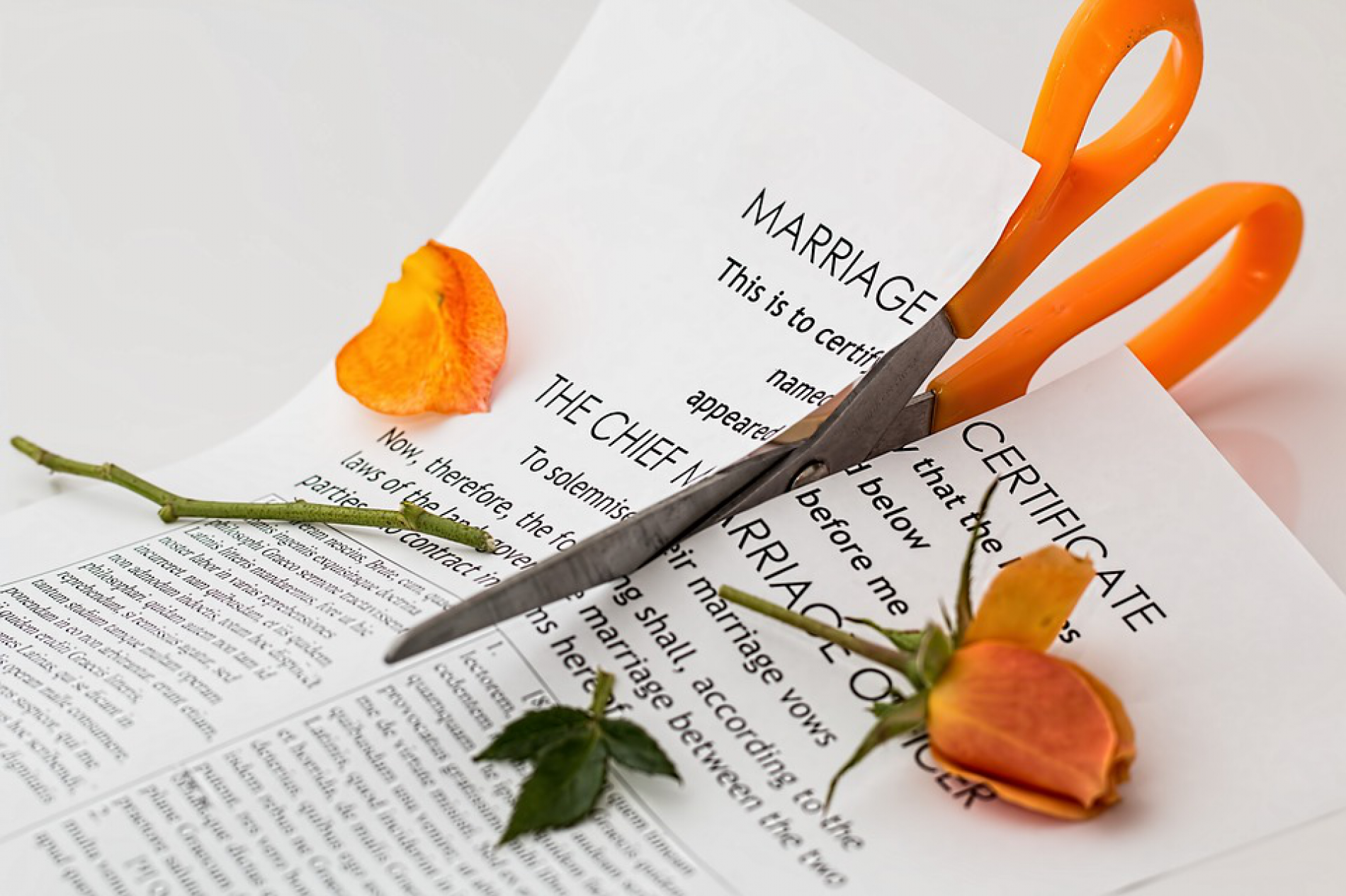 The Legal Process to Get a Divorce in the UK