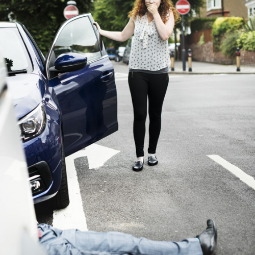 Car Accidents As A Pedestrian: Your Right To Claim