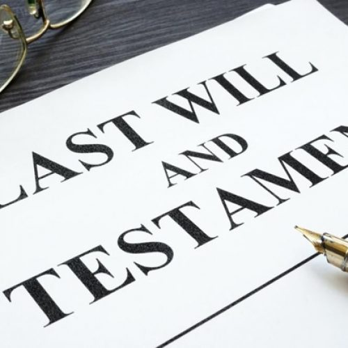 What is Intestacy?